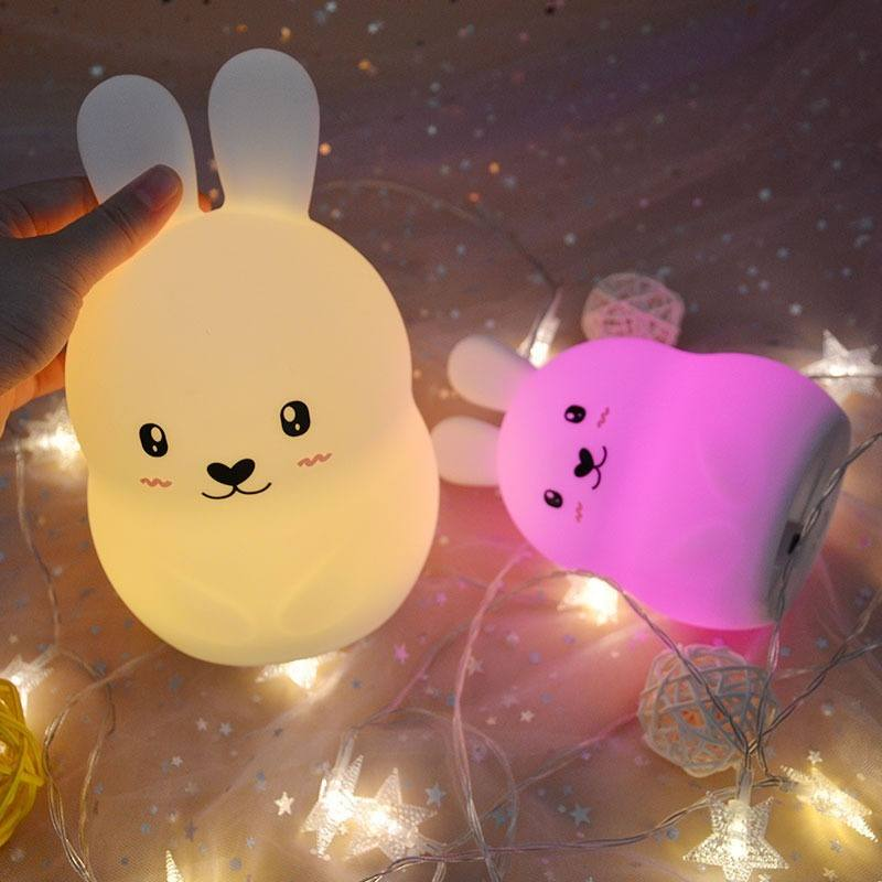 LED Color Changing Nightlight Lamp Baby Gift