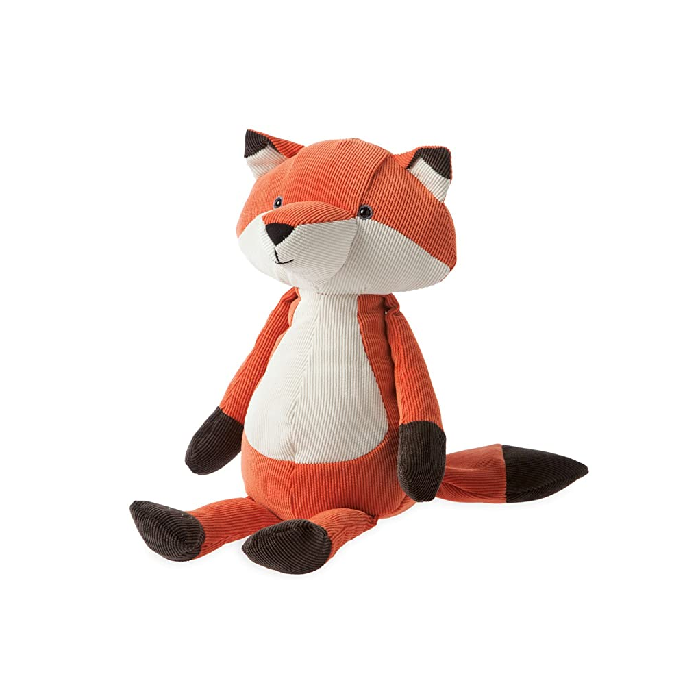 9020store Plush Toy Folksy Foresters Fox Stuffed Animal