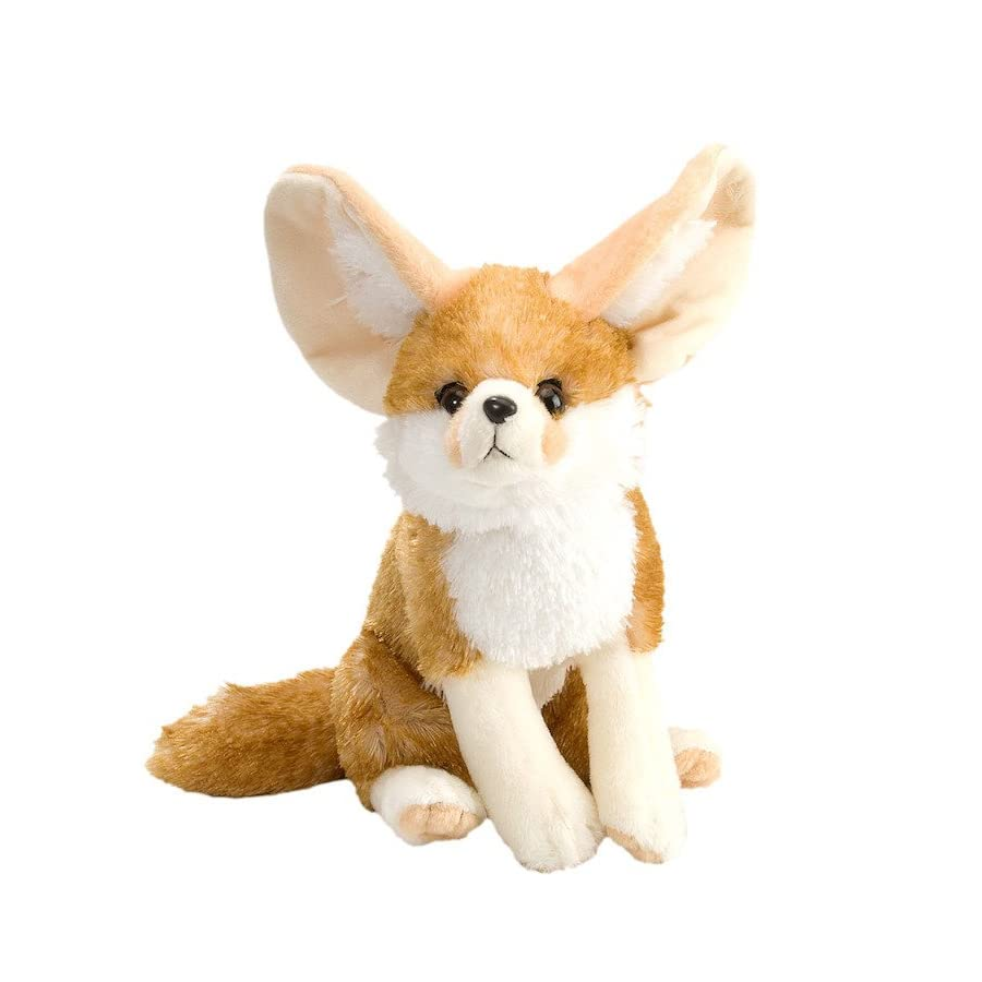 9020store Fennec Fox Plush, Stuffed Animal, Plush Toy, Gifts for Kids, Cuddlekins, 12 Inches