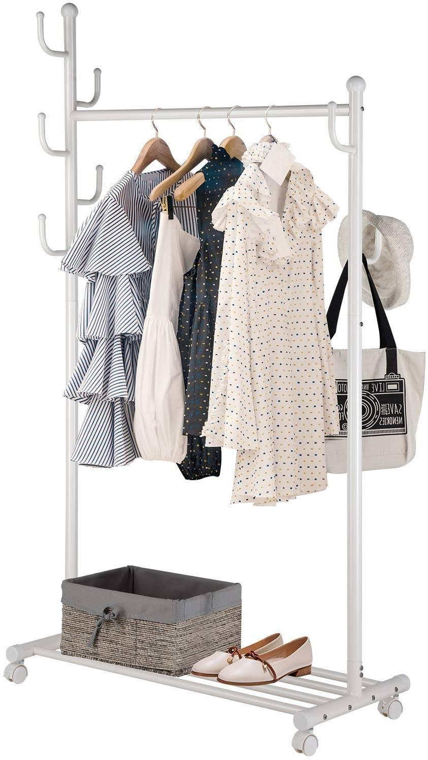 Amazon: 2-in-1 Coat Rack for only $19.99 ($39.99)