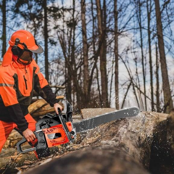 Amazon: Handheld Chain Saw with Tool Kit Now $98.39 (Was $122.99)