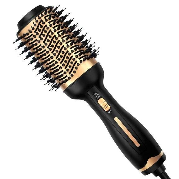 Amazon: Hair Dryer Brush, Blow Hair Dryer And Volumizer 3 in 1, Just $15.75 (Reg $34.99) after code!
