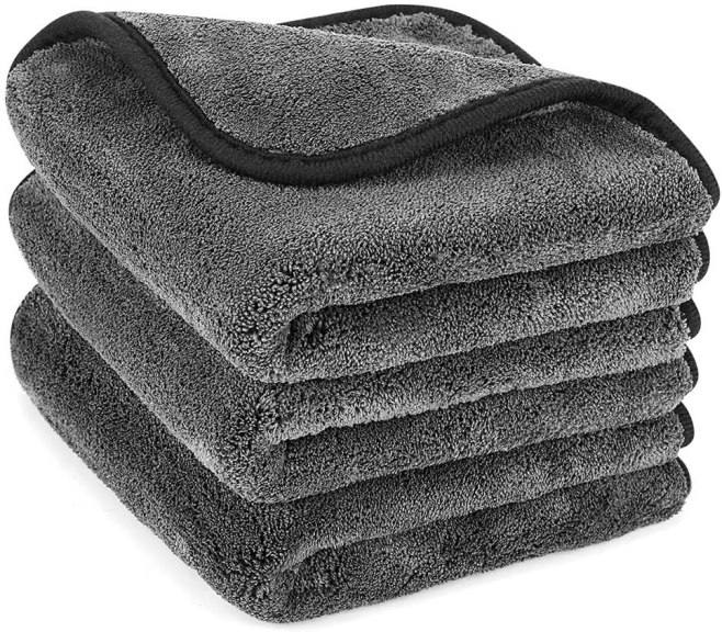 Amazon: Microfiber Car Cleaning Cloths for only $6.79 (Reg: $16.99)