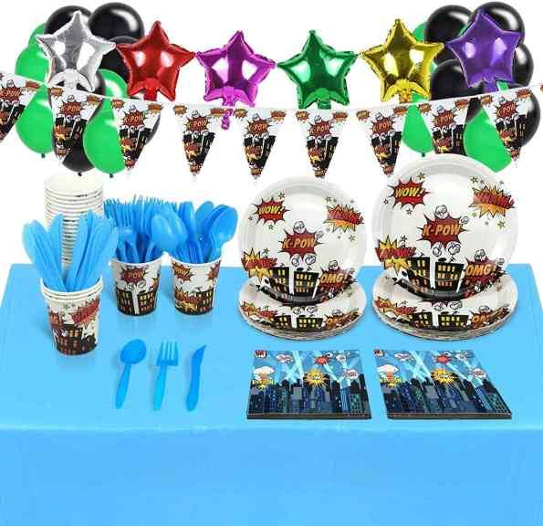 Amazon: Hero Themed Party Favors Decorations for only $8 (Reg: $19.99)
