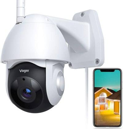 Amazon: Security Camera Outdoor for ONLY $41.64. (Reg. $79.99)