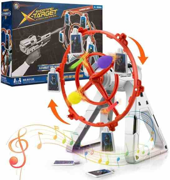Amazon: Shooting Target for Nerf for ONLY $12.00 W/Code (Reg. $29.99)