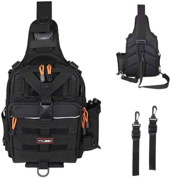 Amazon: Fishing Tackle Backpack for ONLY $13.59 W/Code (Reg. $33.98)