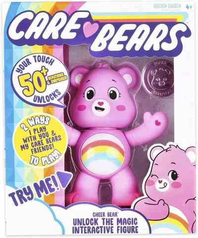Amazon: Care Bears Cheer Bear Interactive Collectible Figure for ONLY $5.00 (Reg. $14.99)