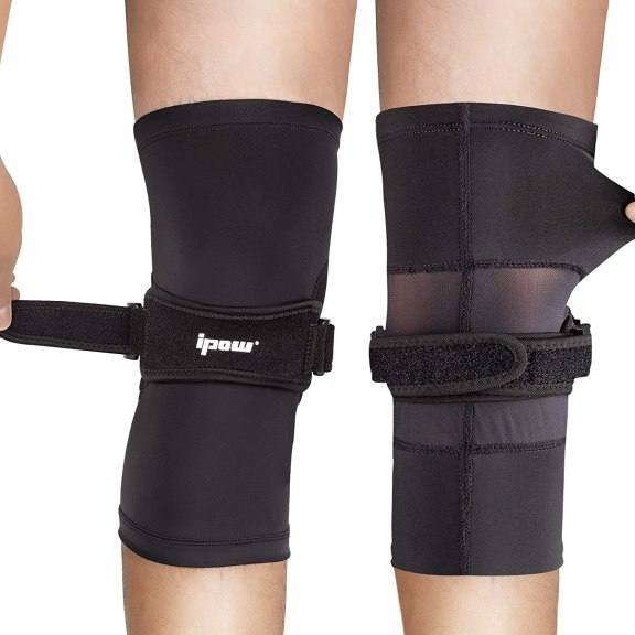 Amazon: 2 in 1 Knee Strap and Sleeve, Relief Knee Pain, Breathable, 2 Pack for ONLY $14.49 W/Code (Reg. $28.99)