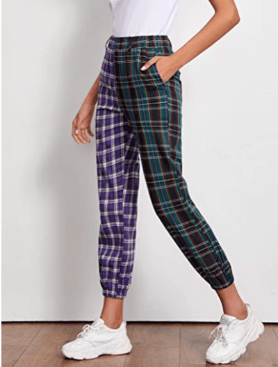 Amazon: High Waist Knee Cut Out Solid Cropped Sports Sweatpants for only $7.99 (Reg: $25.99)