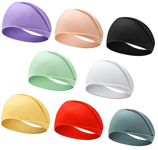 Amazon: Boho Style Yoga Elastic Wide Hair Band 8 Pack for only $6.71 (Reg: $21.99)