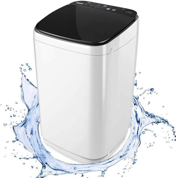 Amazon: Nictemaw Portable Washing Machine 1.48 Cu.ft/13.5Lbs Capacity for ONLY $229.99 W/Code (Reg. $459.98)
